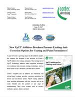 Additives Brochure PR Image
