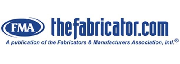 The Fabricator logo