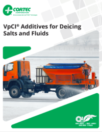 Brochure cover for Deicing Salts and Fluids