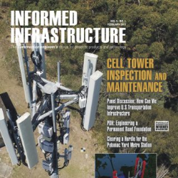 informed infrastructure magazine cover